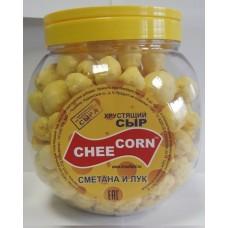 """Сыр CHEECORN """"Сметана-лук"""""""